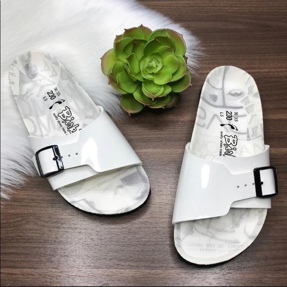 a3b1e37b2c50 Birkenstock Catalina white Birkis sandal
